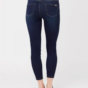 Isla Ankle Grazer Maternity Jegging Back