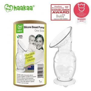 Haakaa Breast Pump 2nd Generation with Suction Base