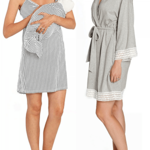 Maternity Hospital Set Light Grey