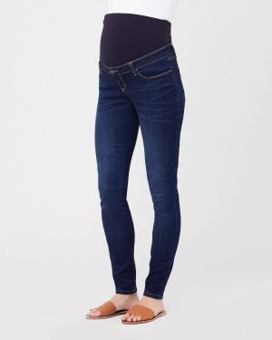 Maternity Over The Bump Pregnancy Jeans
