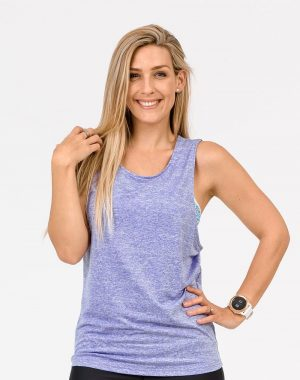 Breastfeeding tank Cadenshae Lilac