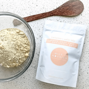 Lactation Cookie Mix DIY recipe