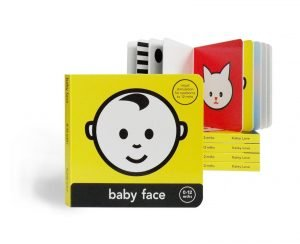 Baby Face Baby Book by Mesmerised