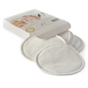 Natures Child Cotton Reusable Breastpads