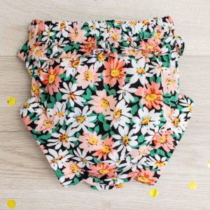 Baby Bloomers Daisy Florals Maive and Bo