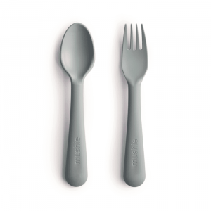 Fork and spoon sage