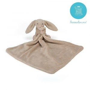 Bashful Jellycat Bunny Soother Beige