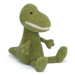 Jellycat Toothy T Rex