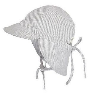 Flap CAp Baby Dove Baby Toddler Sunhat