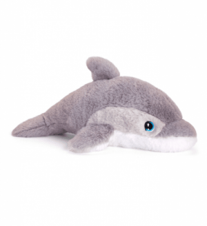 Keeleco dolphin plush toy
