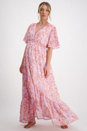 Maive and Bo Wanderer Pink Floral