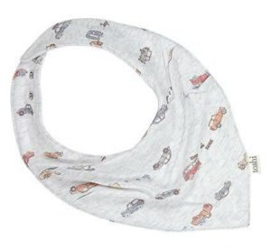 Bandana Bib Duck Duck cotton