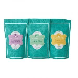 Raspberry leaf tea Third Trimester Maternitea tea bundle