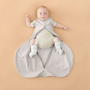 Hip Harness Sleeping Bag for Baby by Ergopouch Cocoon 1.0 tog