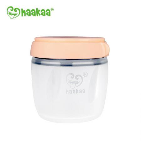 Haakaa Gen 3 Silicone storage container 160 nude