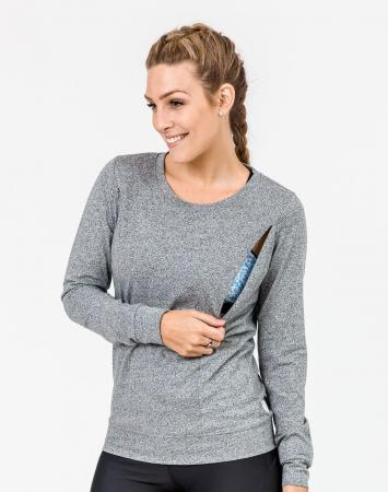 Cadenshae Nursing Jumper Crew Neck
