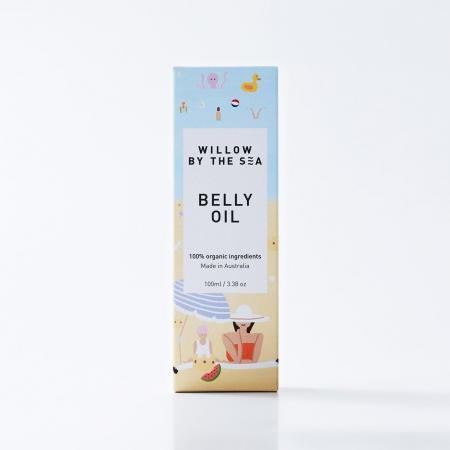Belly oil for pregnancy