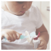 Baby silicone tooth brush 360 degrees by haakaa