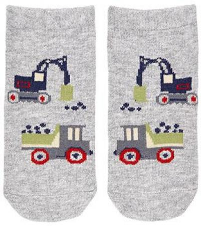 organic baby socks toys and trucks by toshi
