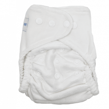 Honeypot fitted nappy reusable