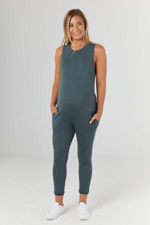 Villa Jumpsuit for maternity and breastfeeding