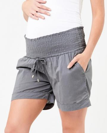 Philly Cotton Maternity Shorts