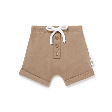 Aster and Oak Clay Button Shorts