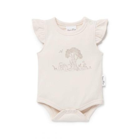 Tree of Life Organic Baby Onesie