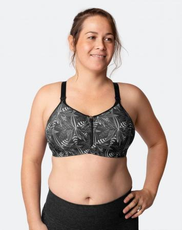 Cadenshae Nursing Radiance Bra High Impact Active Bra