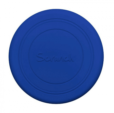 Scrunch silicone frisbee midnight