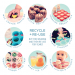 Weanmeister recycled - food pods to use for baby, toddler and beyond
