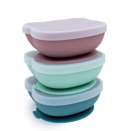 Stickie Bowl Blue Dusk We Might Be Tiny all colours