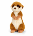 Keeleco 100% recycled Meerkat plush toy