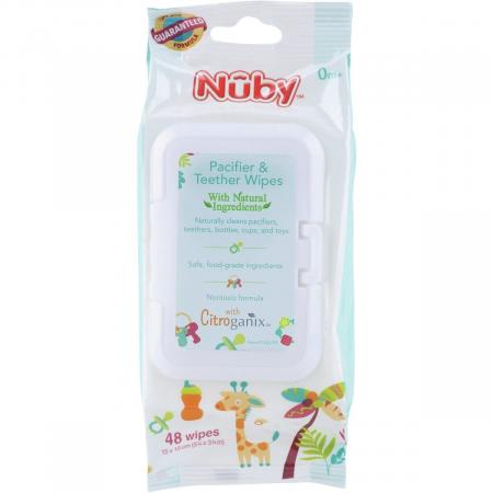 Nuby Pacifier Wipes