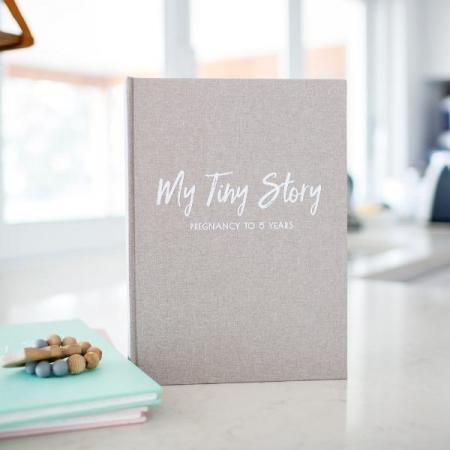 My Tiny Story Baby's First Years Journal