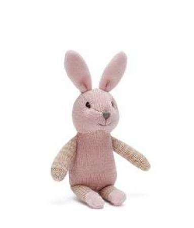 Button the bunny rattle nana huchy baby gift