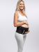 Bellybands black side pregnancy and recovery aid