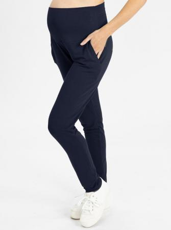 Maternity High Waist pants navy