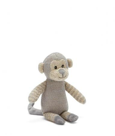 Milo the Monkey Baby Rattle